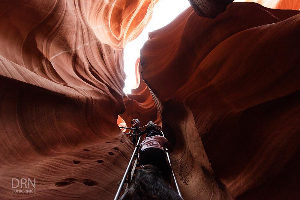 Antelope Canyon, AZ.