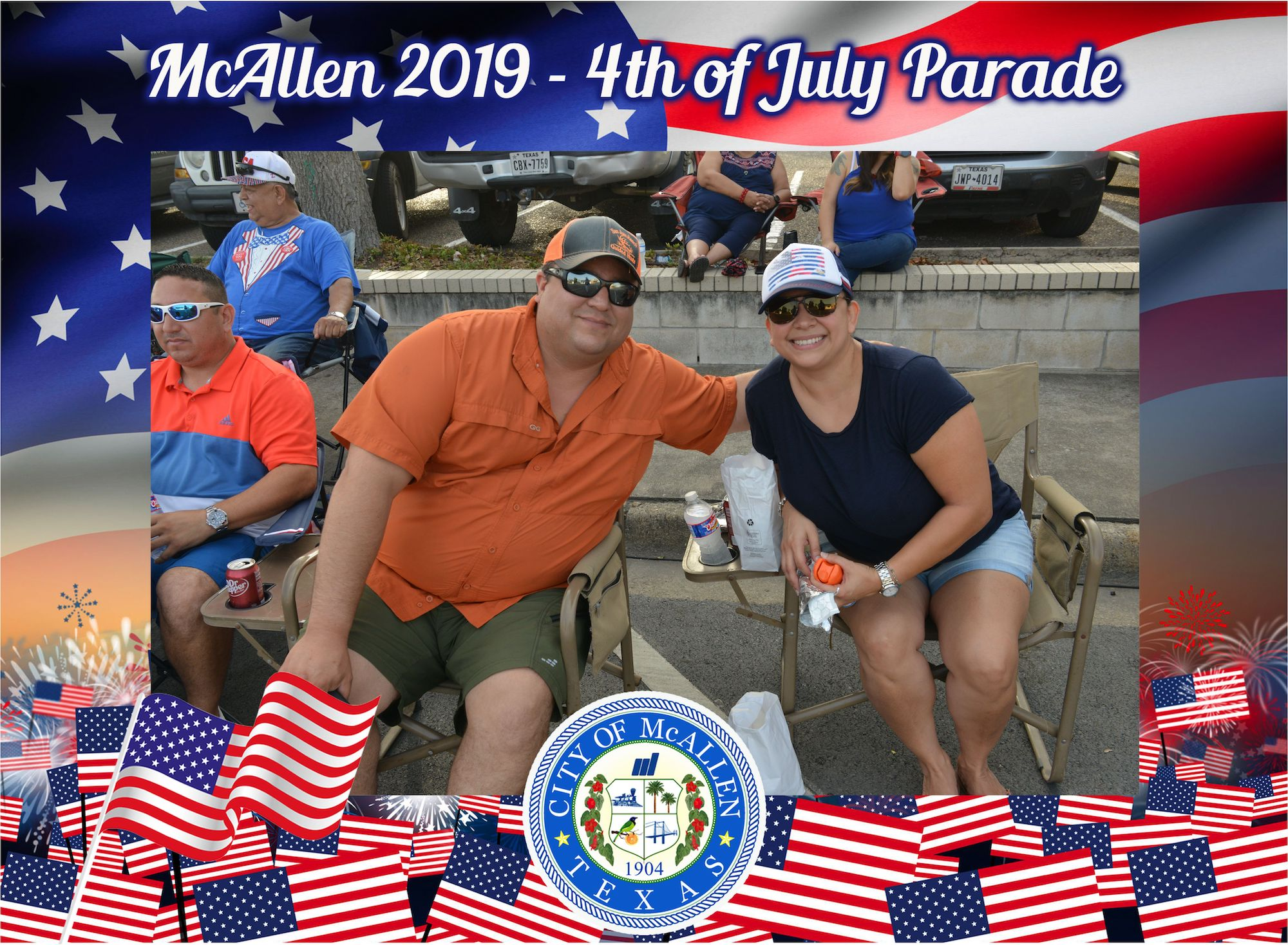 McAllen 4th of July Parade 2019 – Part 1