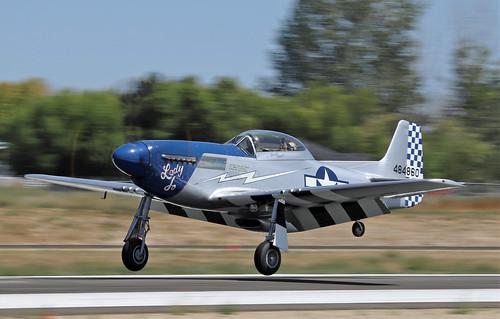 """P-51D Mustang """"Lady Jo"""" S/n.44-84860 NL327DB"""