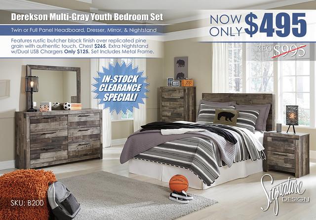 Derekson Youth Bedroom Set_B200-31-36-46-87-92-Q420_Stamped