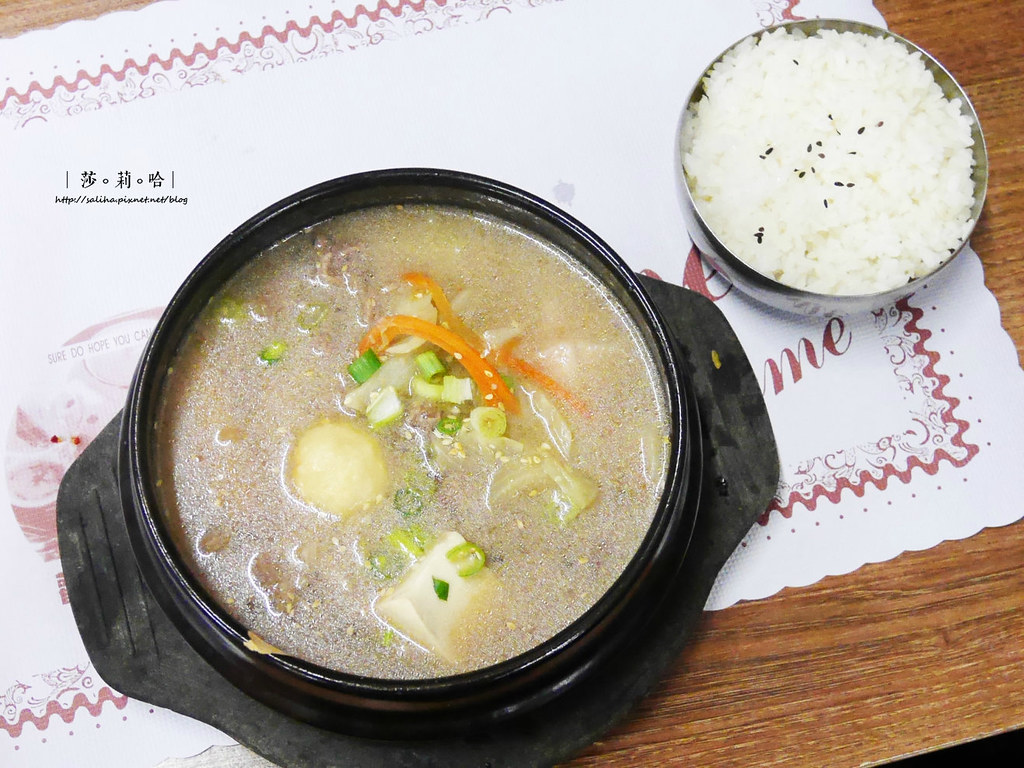 新店大坪林站朝鮮味韓式料理韓國餐廳推薦 (4)