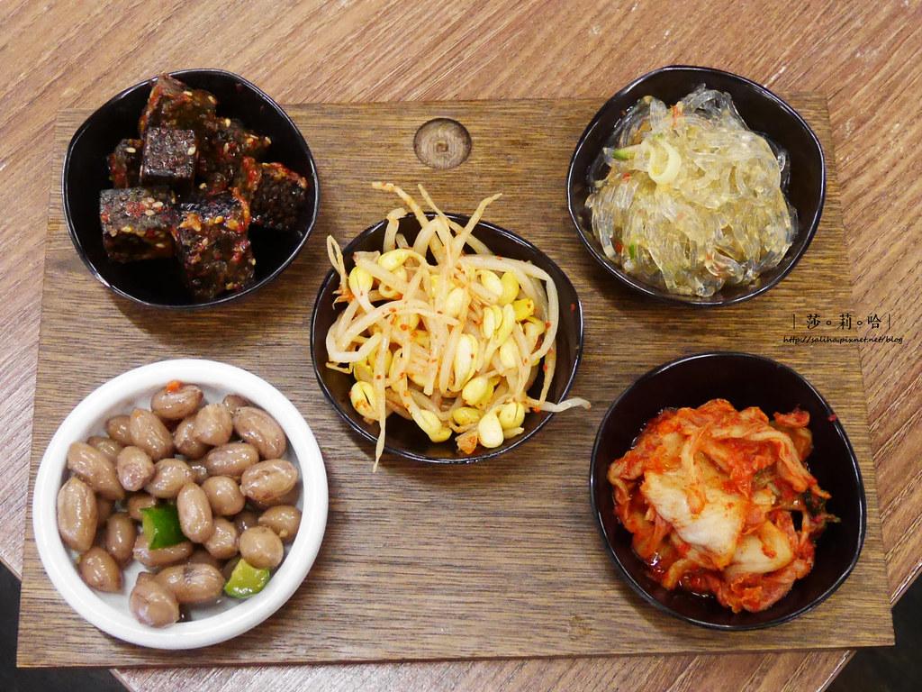 新店大坪林站朝鮮味韓式小菜吃到飽 (1)