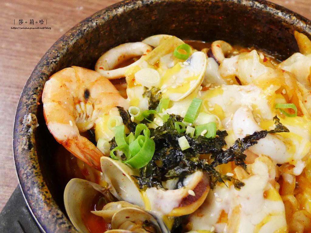 新店大坪林站好吃朝鮮味韓國餐廳韓式料理個人小火鍋 (3)