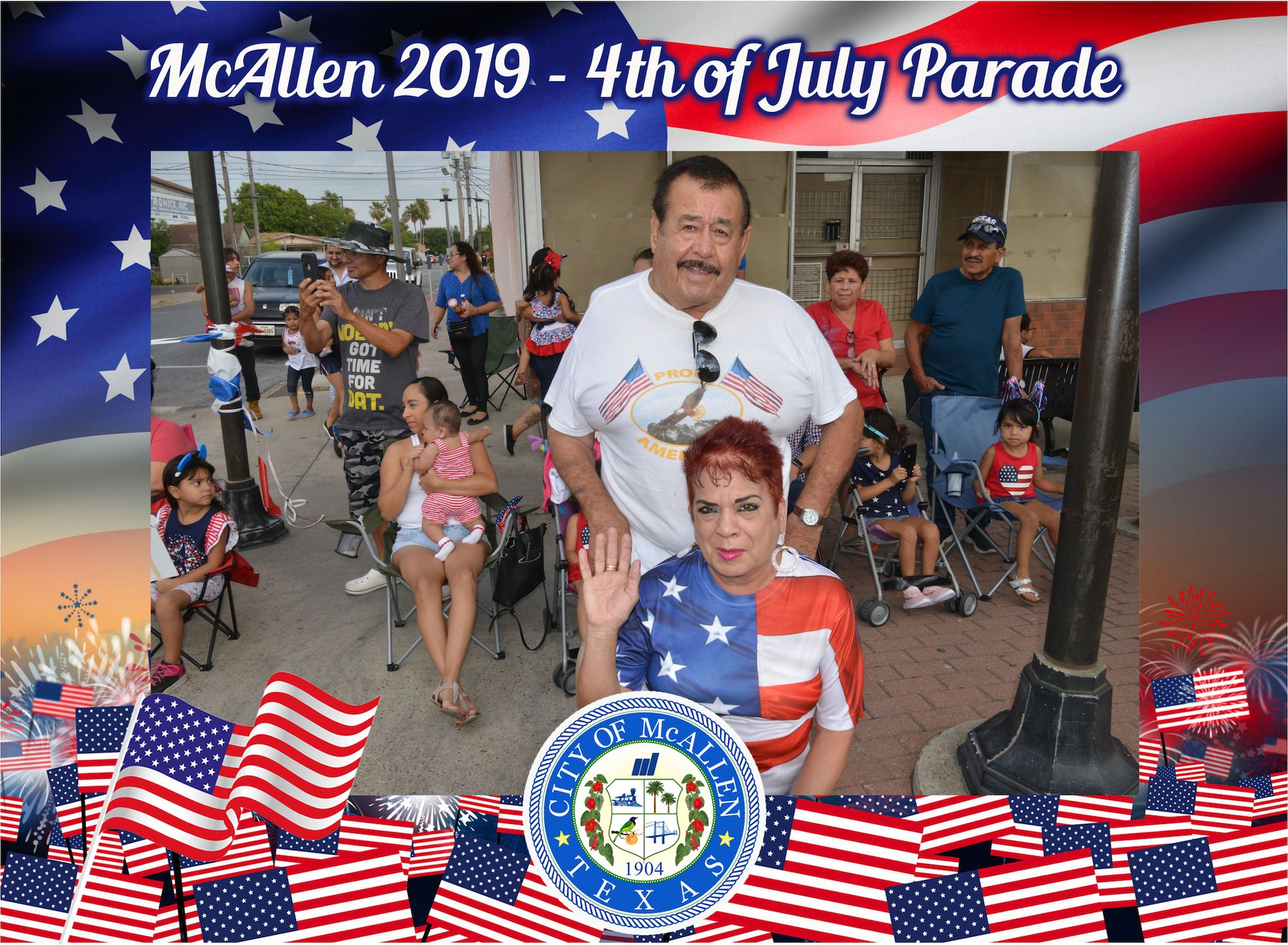 McAllen 4th of July Parade 2019 – Part 2