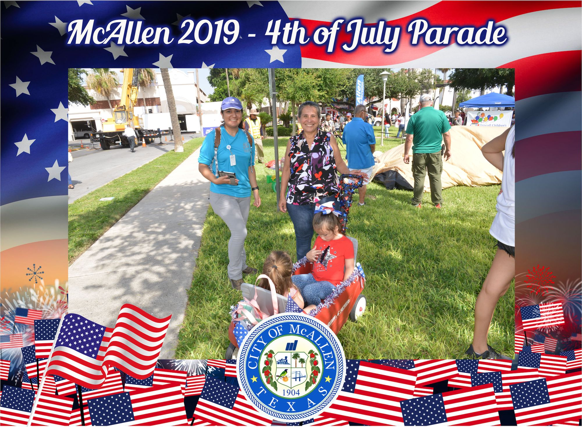 McAllen 4th of July Parade 2019 – Part 3
