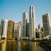 Singapore CBD landscape