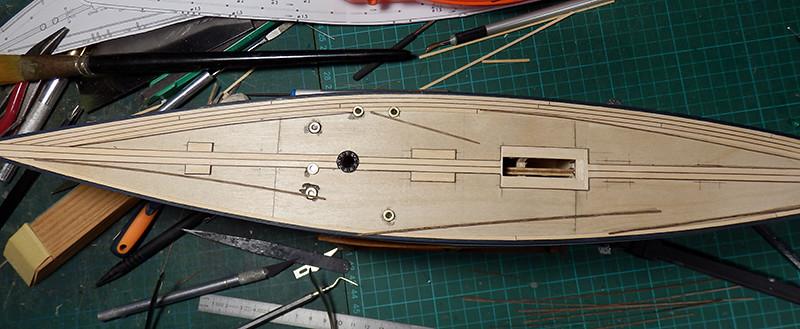 Endeavour 1934 - yacht J-class - 1:80 Amati - Page 2 48714299482_20171ce414_b