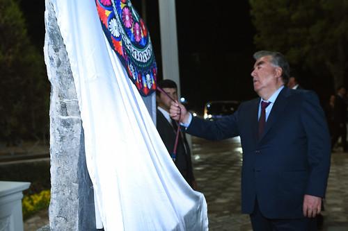 Ба истифода додани гулгашти ба номи Сафар Амиршоев дар шаҳри Кӯлоб  10.09.2019