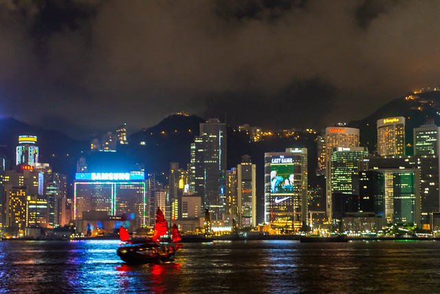 HK Waterfront