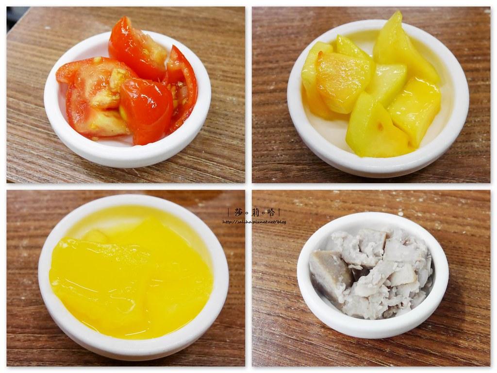 新店餐廳推薦朝鮮味韓國料理小菜吃到飽有素食全素料理 (7)
