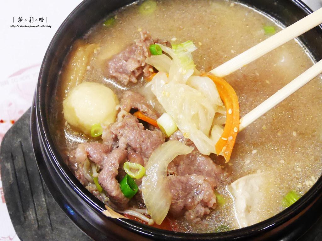 新店大坪林站朝鮮味韓式料理韓國餐廳推薦 (5)