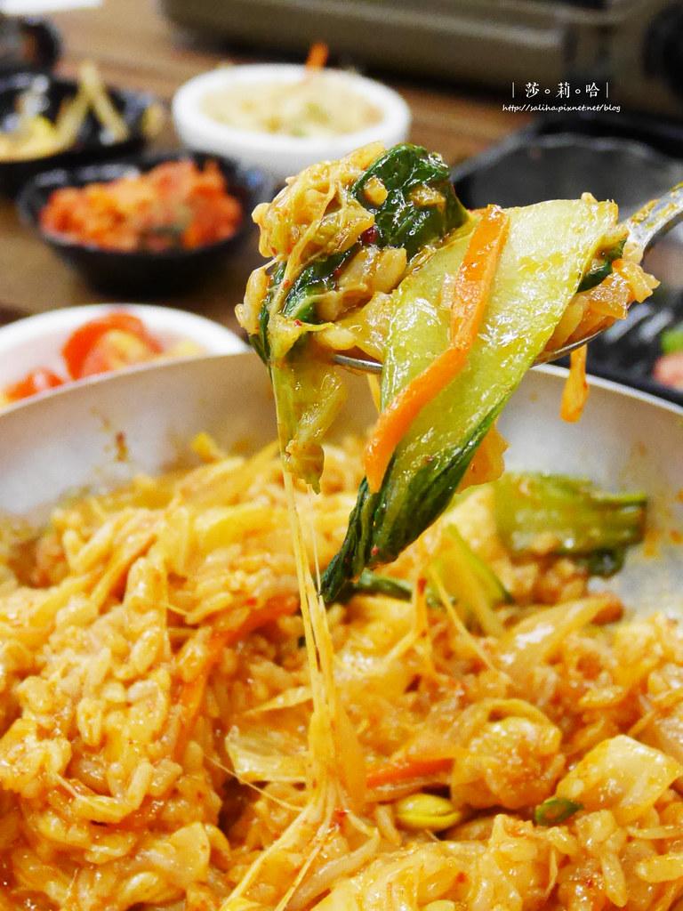 新店大坪林站附近美食餐廳朝鮮味韓國料理 (3)