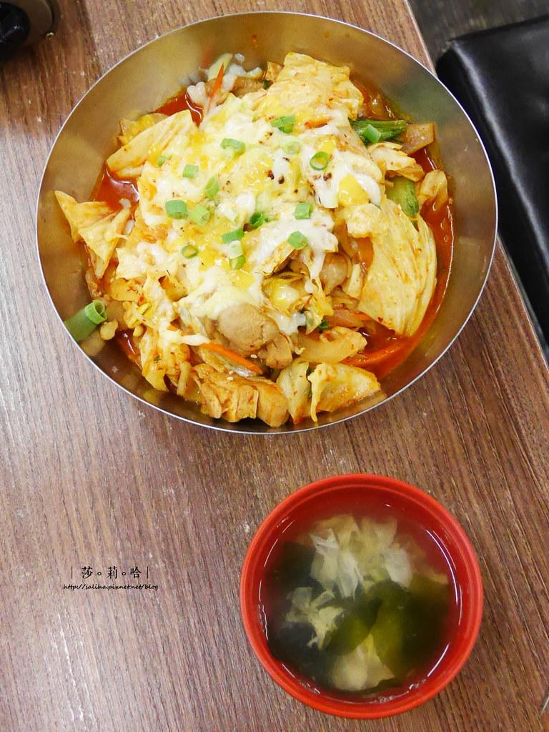 新店大坪林站附近美食餐廳朝鮮味韓國料理 (2)