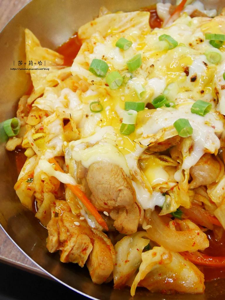新店大坪林站附近美食餐廳朝鮮味韓國料理 (1)