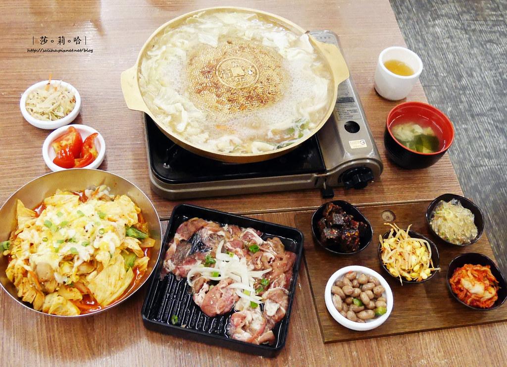 新店大坪林站附近必吃美食餐廳推薦朝鮮味韓國料理 (3)