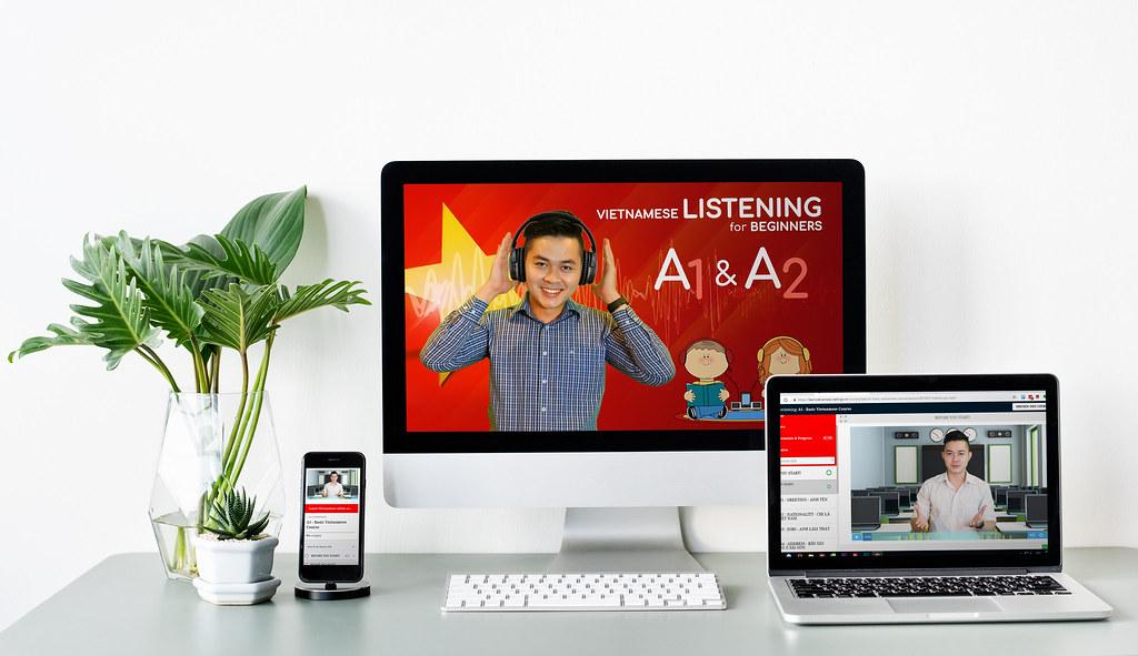 listening course
