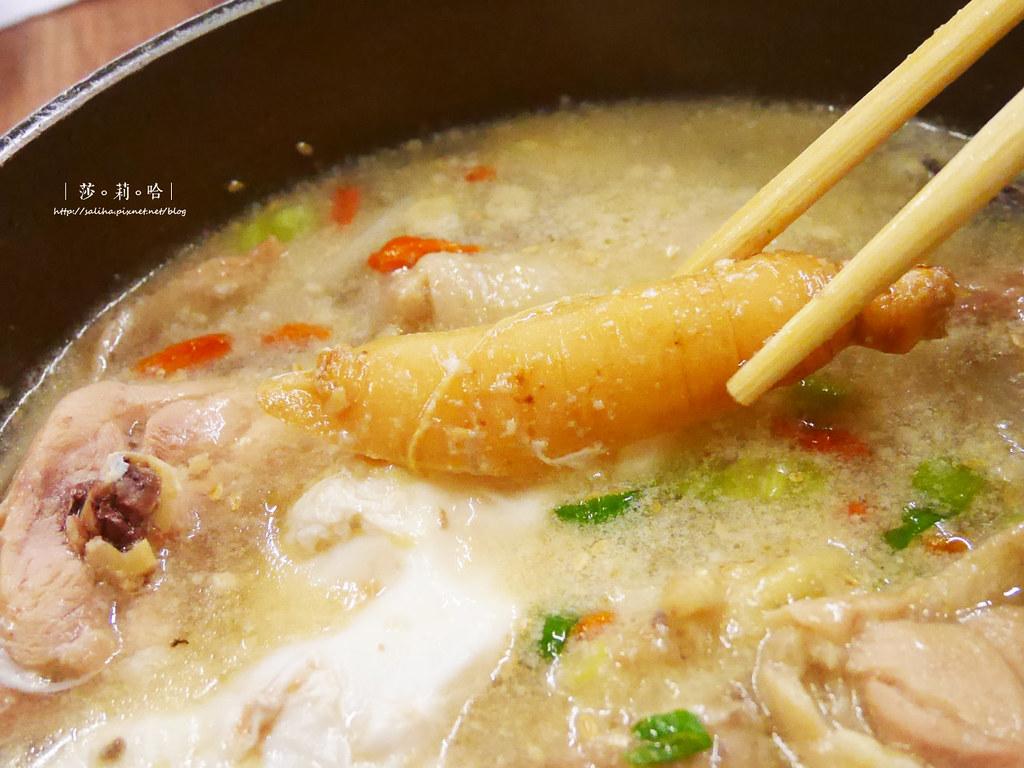 新店餐廳推薦朝鮮味韓國料理小菜吃到飽好吃人蔘雞湯 (3)