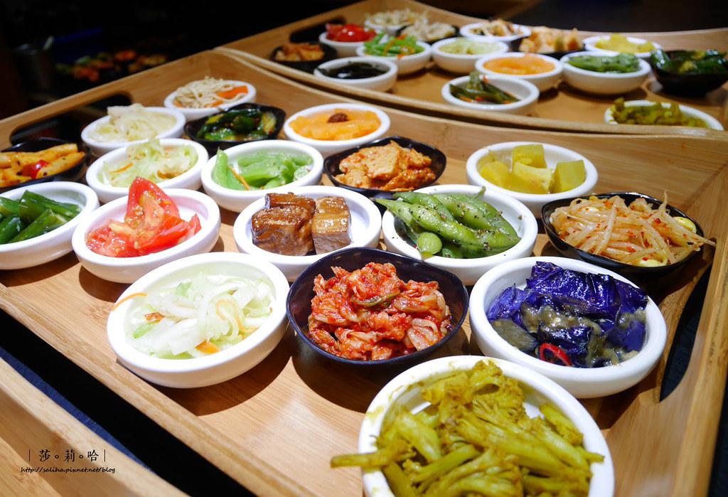 新店大坪林站附近必吃美食餐廳推薦朝鮮味韓國料理 (1)
