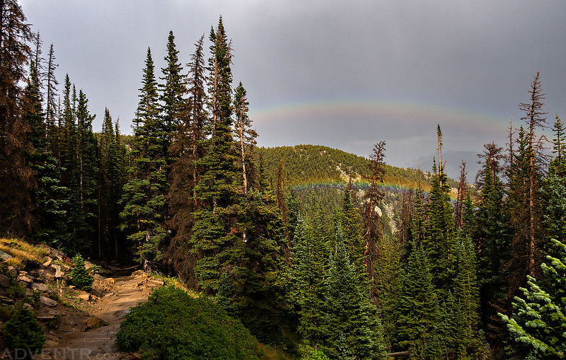 Trail Rainbow