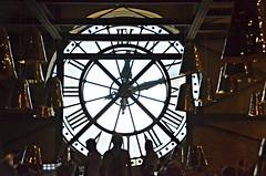 At D'Orsay. Paris