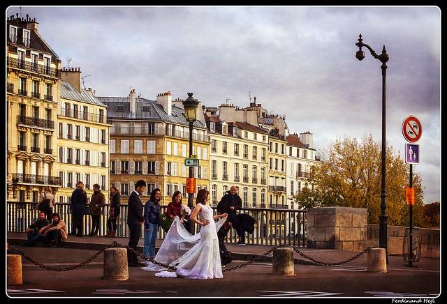 Paris_Pont Saint-Louis_4e Arrondissement