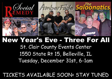 New Years Eve - Three For All 12-31-19