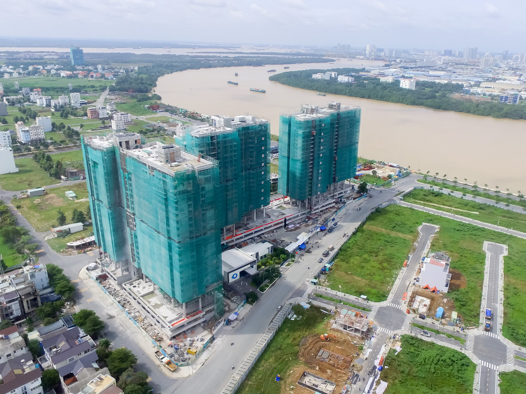 Dự án căn hộ One Verandah quận 2 đã xây dựng đến đâu 09-2019 5