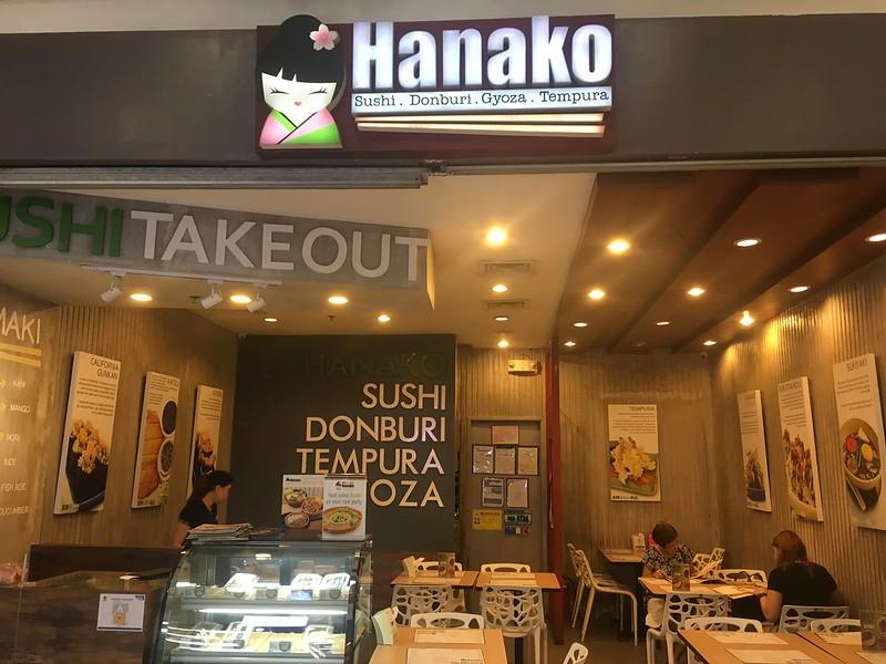 Hanako, SM Pasig