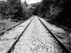 Old Rail Tracks