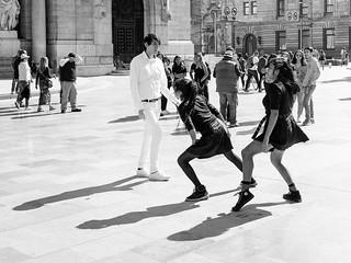 Centro Histórico Dance at the Palacio de Bellas Artes
