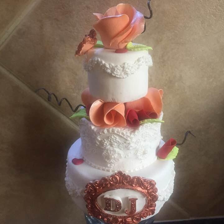 Cake by Rachel Maistry