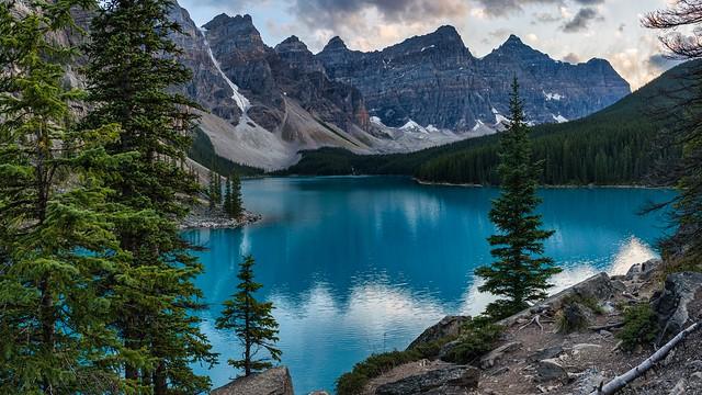 Moraine Lake (Explored)