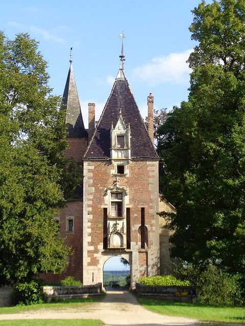 Château d'Auvillars-sur-Saône