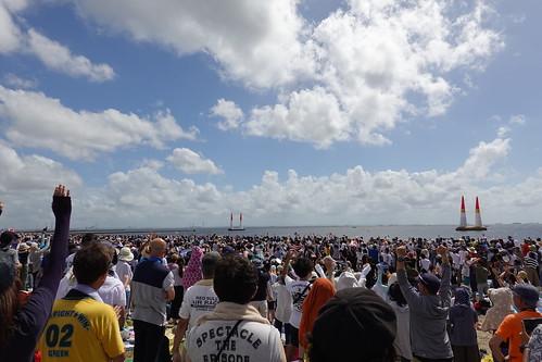 Redbull Air Race in Chiba