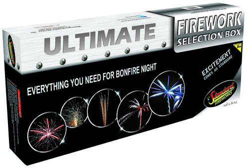 Ultimate Firework Selection Box by Standard Fireworks