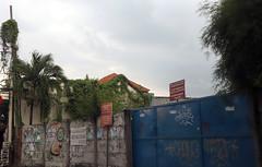 Seminyak streets on the way to Ku De Ta