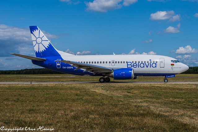 Belavia EW-290PA