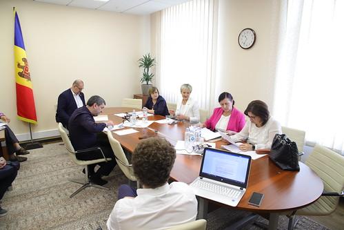 11.09.2019 Şedinţa Comisiei cultură, educaţie, cercetare, tineret, sport şi mass-media
