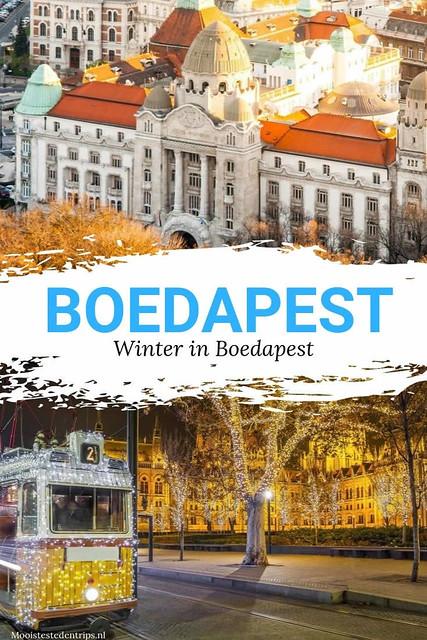 Winter in Boedapest, naar de kerstmarkt in Boedapest. Bekijk alle tips | Mooitestedentrips.nl