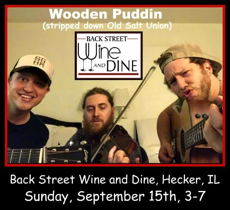 Wooden Puddin 9-15-19