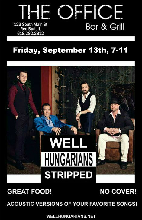 Well Hungarians 9-13-19