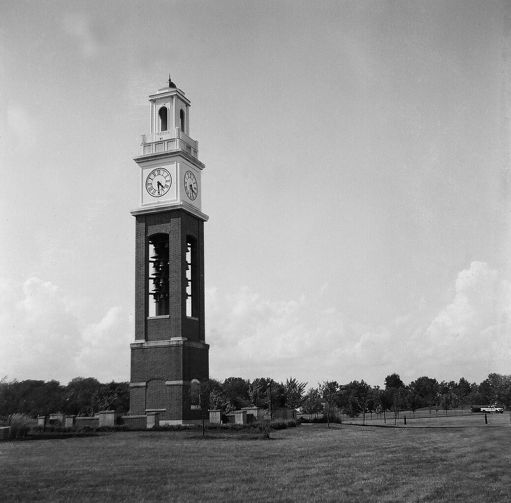 Clock at Coxhall