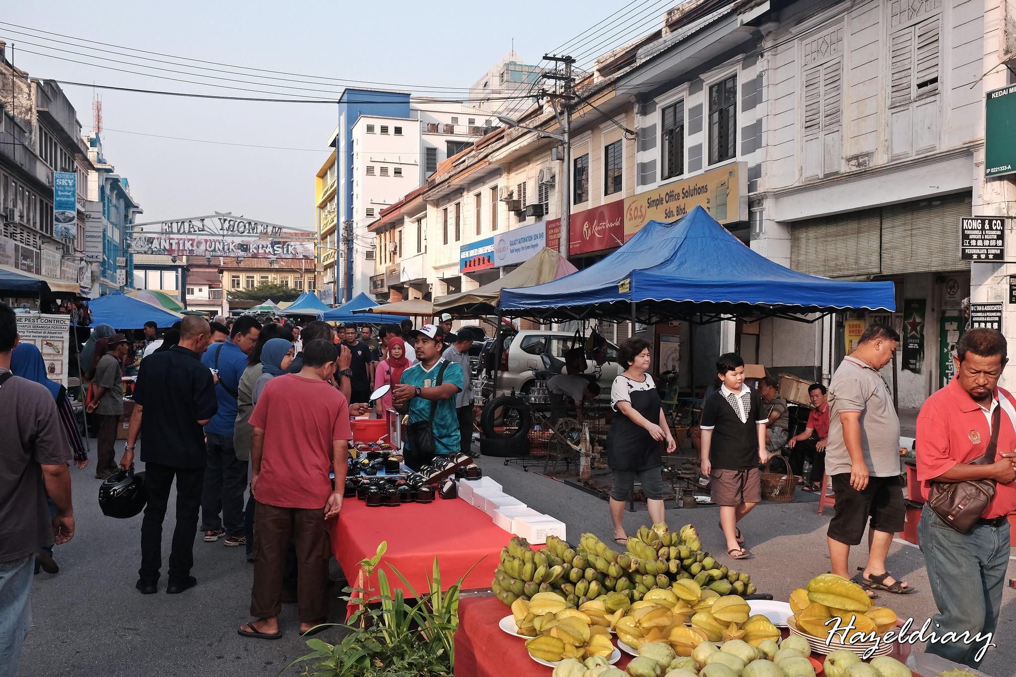 Ipoh Memory Lane-Pasar Karat