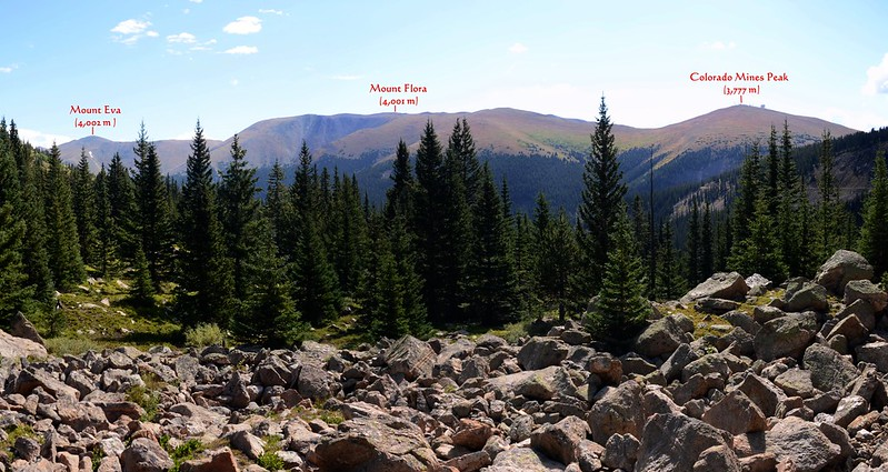 Looking east at mountains from Berthoud Pass Ditch (2)