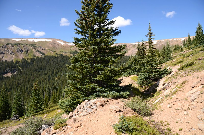 Berthoud Pass Ditch Trail, Colorado  (2)