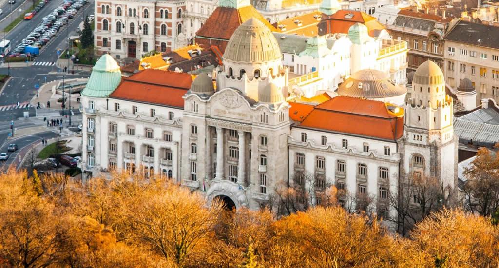 Winter in Boedapest: Gellért Bad | Mooistestedentrips.nl