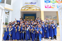 VietnamMarcom - Lễ Tốt Nghiệp