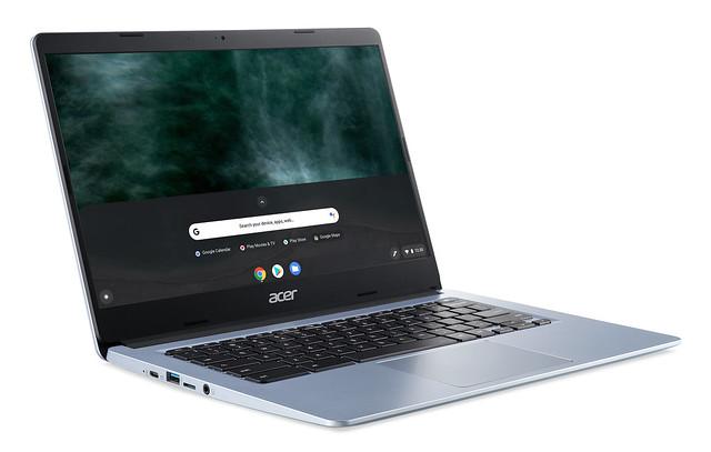 Chromebooks 314