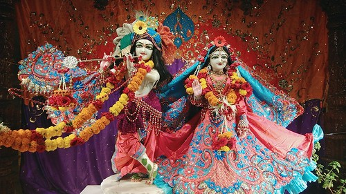 ISKCON Rajkot Deity Darshan 11 Sep 2019