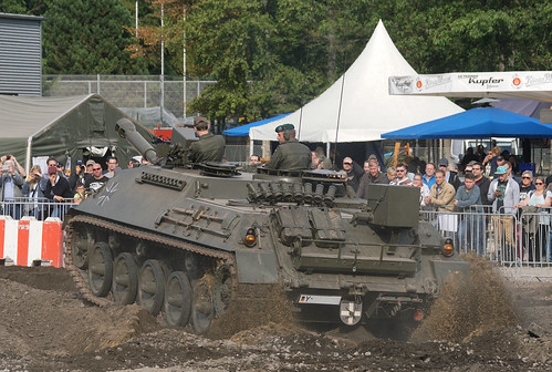 KanJPz Kanonenjagdpanzer 90 mm (L/40,4) @ Stahl auf der Heide 2019